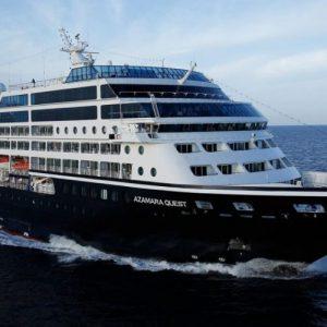 Kryssningsfartyget Azamara Quest
