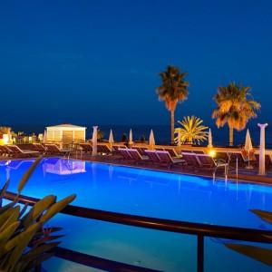 Hotell Fuerte Marbella Spanien