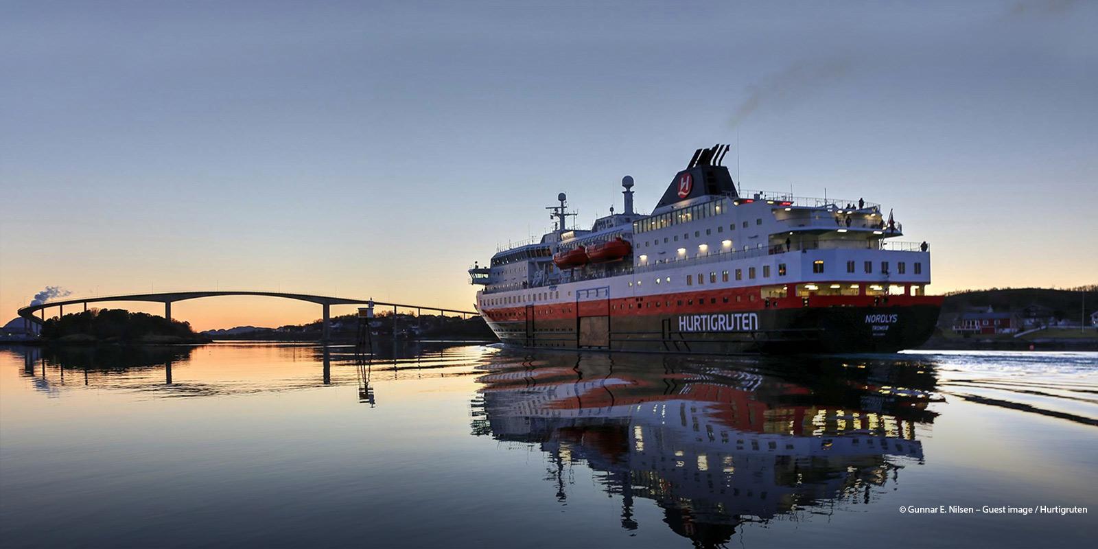© Gunnar E. Nilsen – Guest image / Hurtigruten