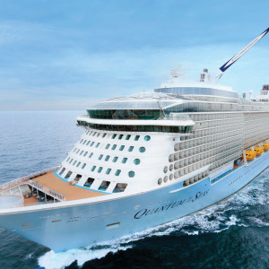 Royal Carribean kryssningsfartyg Quanto of the Seas