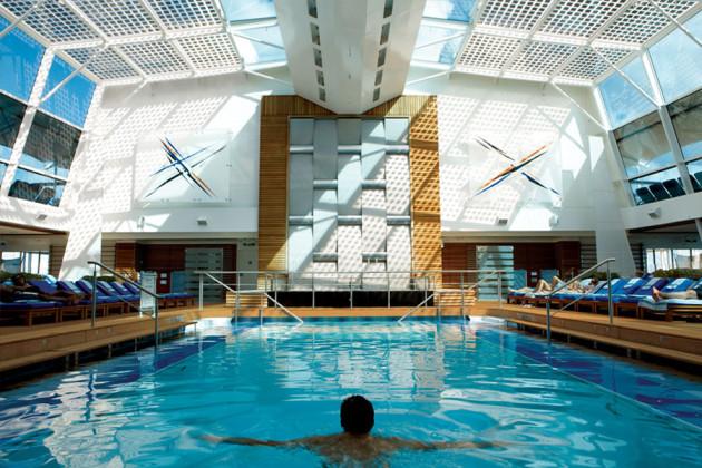 Celebrity Equinox pool