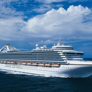 Kryssningsfartyget Crown Princess