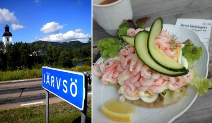 Järvsö, Hälsingland, Sverige