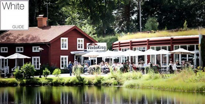 Växbo krog i Hälsingland, Sverige.