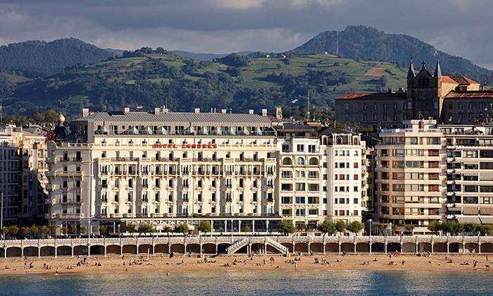 Hotell Londres y de Inglaterra San Sebastián