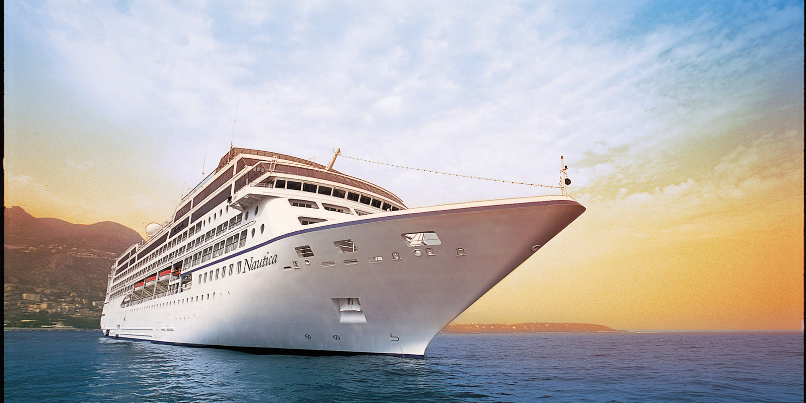 Kryssningsfartyget Oceania NAutica