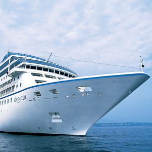 Kryssningsfartyget Oceania Regatta
