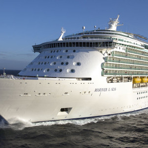 Kryssningsfartyget Royal Caribbean Mariner of the Seas