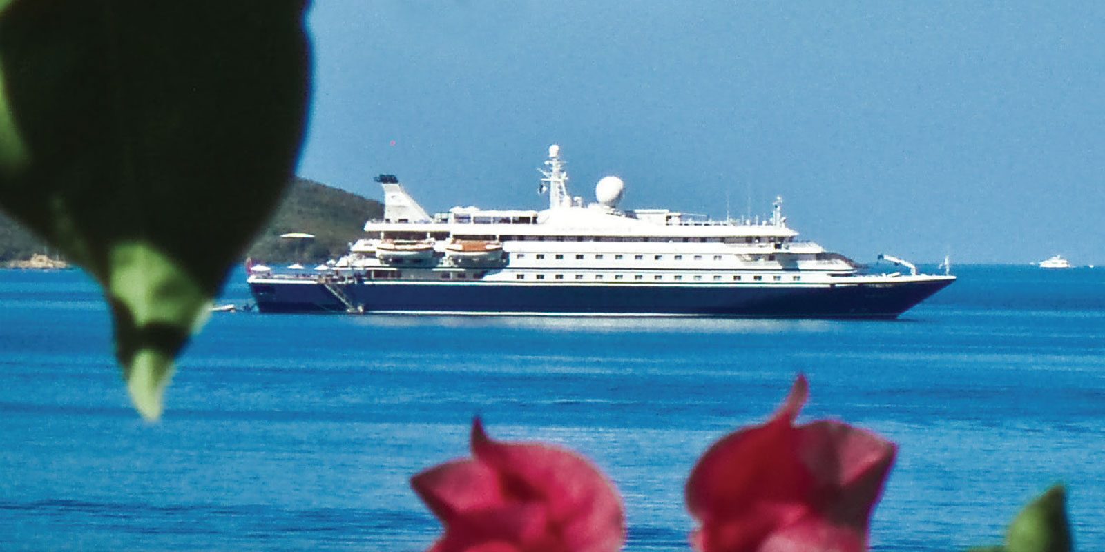 Res med SeaDream Yacht Club