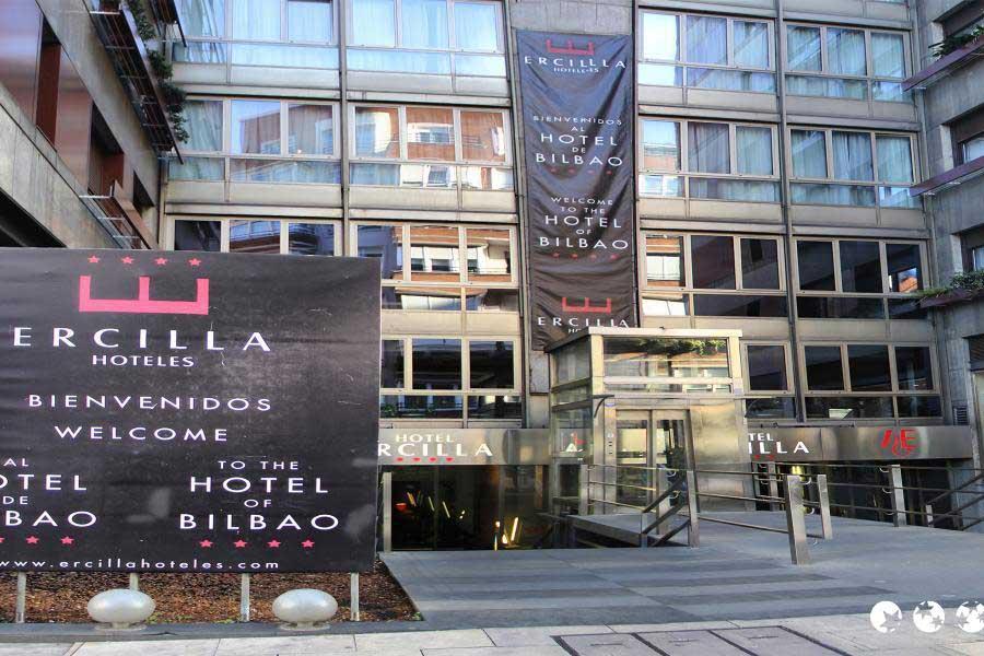Ercilla Hotel, Bilbao