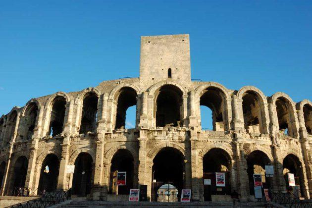 Arles amphiteater