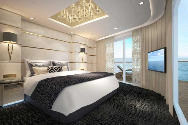 NCL Bliss The Haven Owner Suite