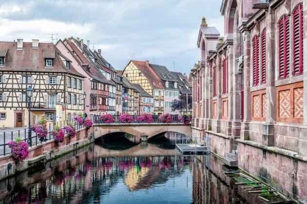 Strasbourg kanaler