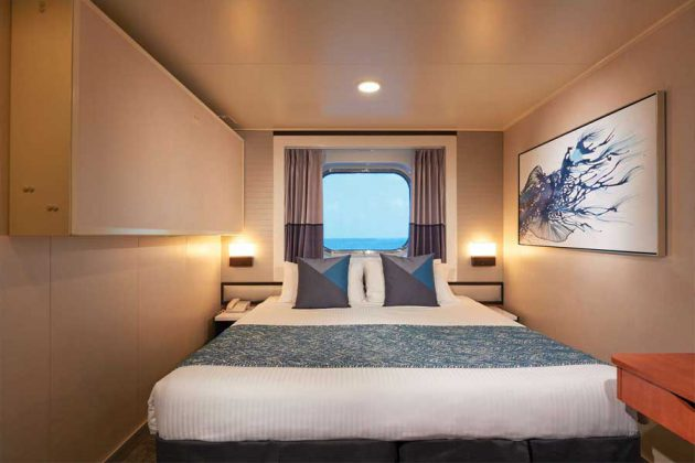 NCL Jade Oceanview Stateroom
