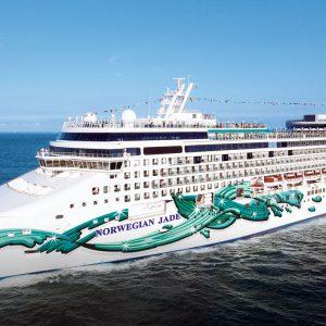 NCL Jade Ship Exterior Toppbild