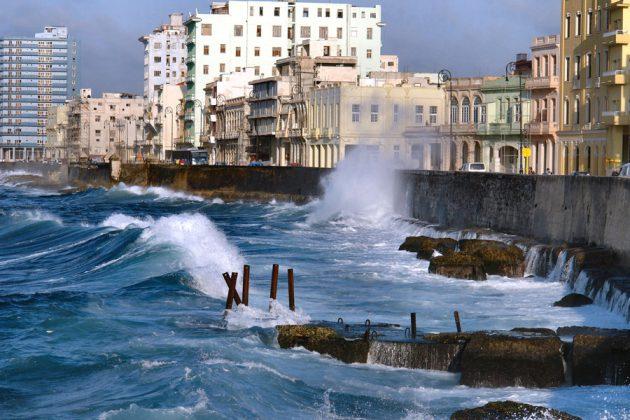 Stadsdelen Vedado i Havanna.