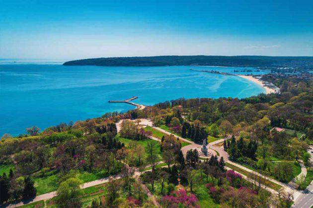 Sea Garden Varna Bulgarien