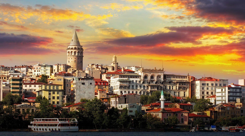 Turkiet Istanbul